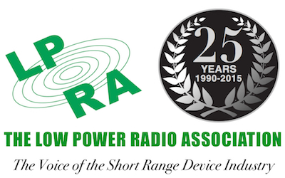 LPRA 25 YEAR LOGO NEW